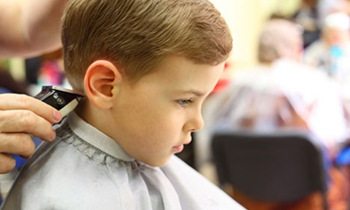 7- Campaña de corte de pelo